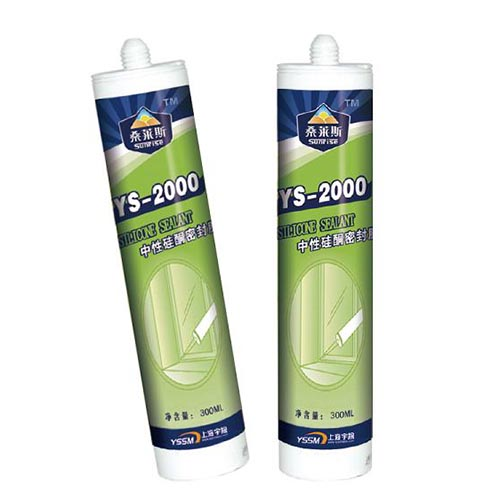 Sunrise YS-2000 Sealant for Doors and Windows