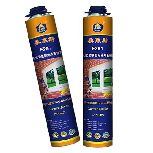 F281 Fire-retardant PU foam